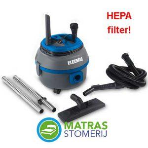 Stofzuiger anti-allergie met HEPA filter